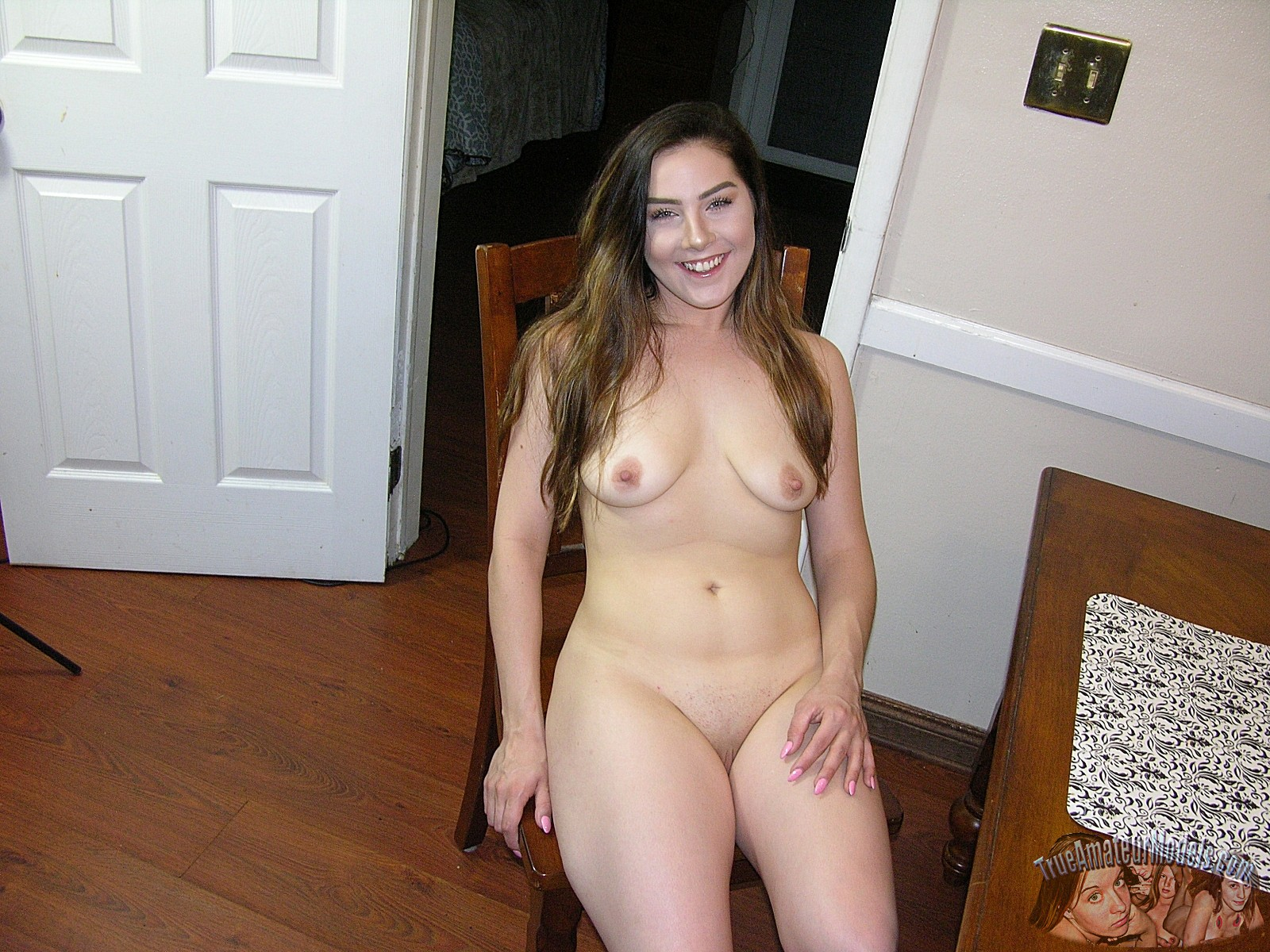 Thick White Teen Interracial