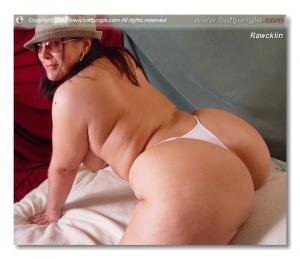 Big Butt Pear Shaped Woman