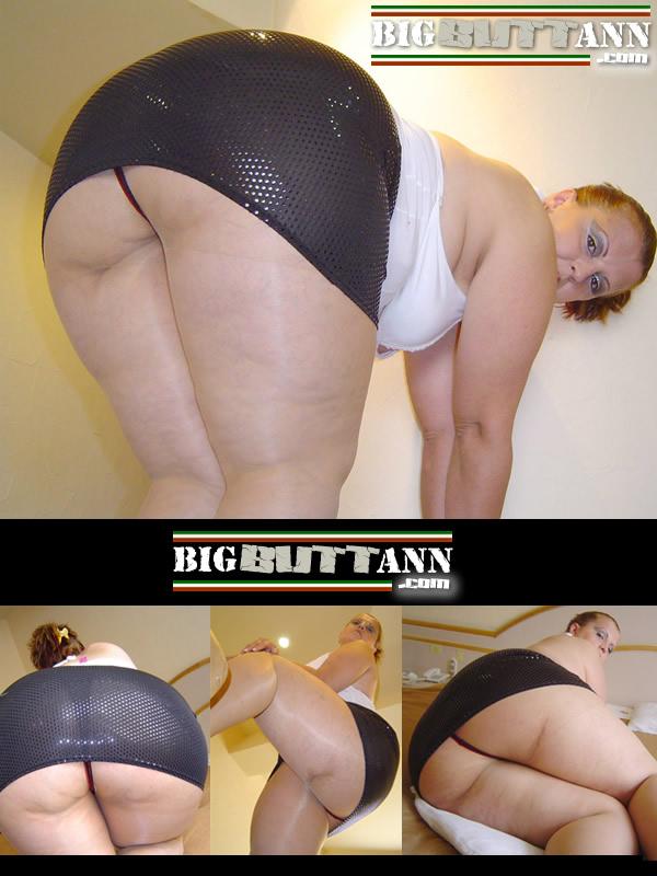 Thick Big Booty Latina Bbw