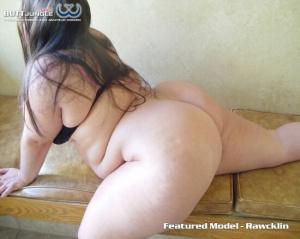 Chubby Dimple Ass Spreading