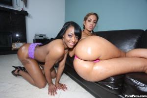 Huge Ass Latina Grinding