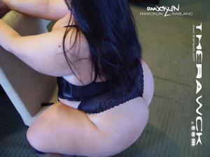 Massive PAWG Whooty Twerking