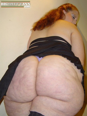 Mega Big Butt BBW