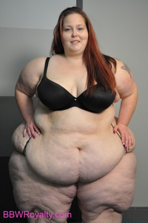 Mega Butt BBW Pear Booty