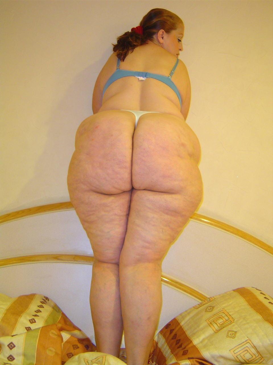 Mega big booty mature
