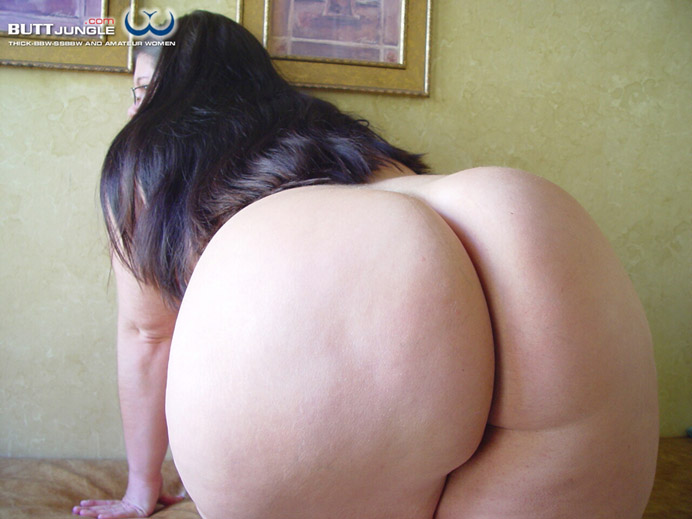 Yea, did bbw bubblebutt anal only from