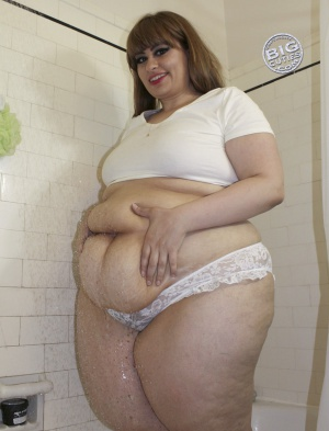 Super Plump BBW with Thick Thighs